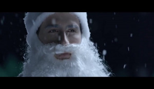 Шубенков в своем новогоднем ролике