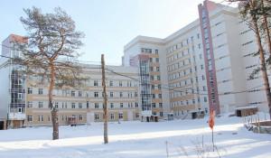 Краевая туберкулезная больница № 1