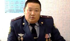 Владимир Монгуш, бывший замначальника ФКУ ИК-1 в Республике Тыва.