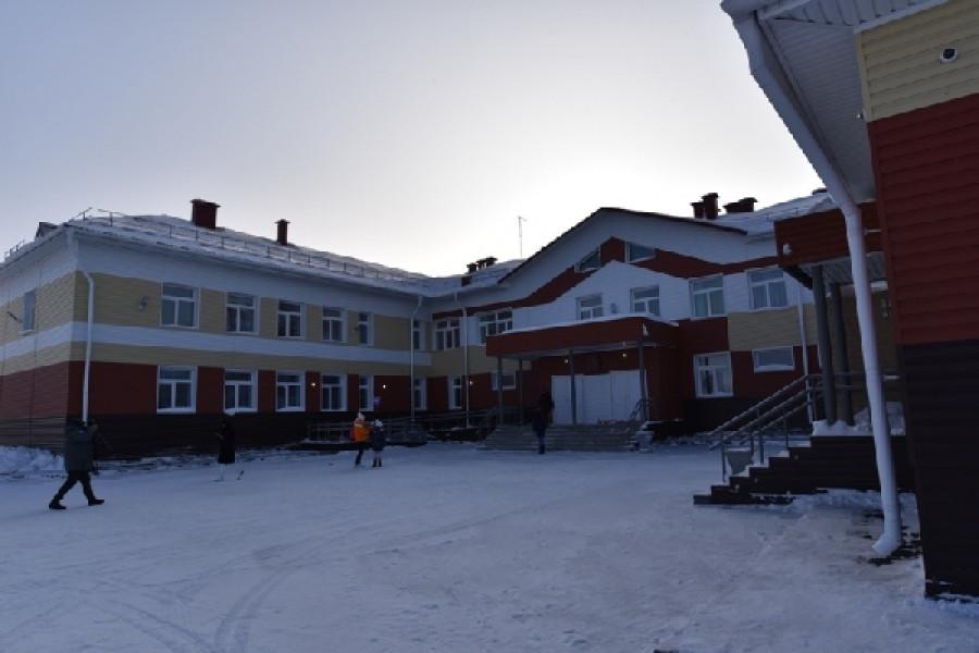 Открытие школы в Покровке Локтевского района