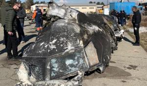 Авиакатастрофа в Иране.