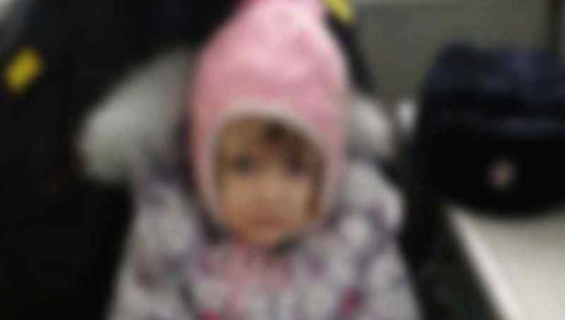 Объявление о найденной девочке рассылают в Новосибирске.