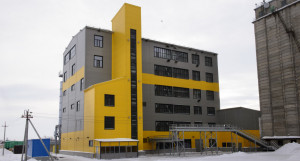 Новая мельница ЗАО «Табунский элеватор».