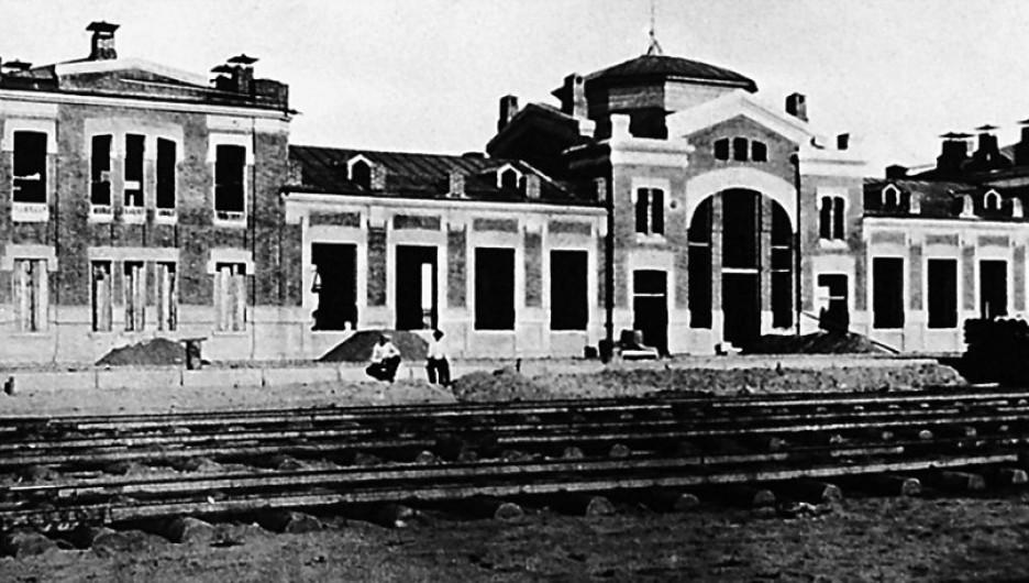 Старый вокзал, Барнаул