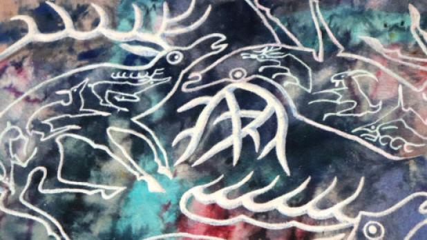 Выставка «Послания великих странников: петроглифы Алтая».