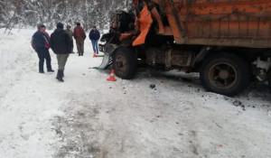 ДТП в Турочакском районе 14 января.