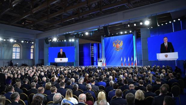Поступило неожиданное предложение по изменению преамбулы Конституции РФ