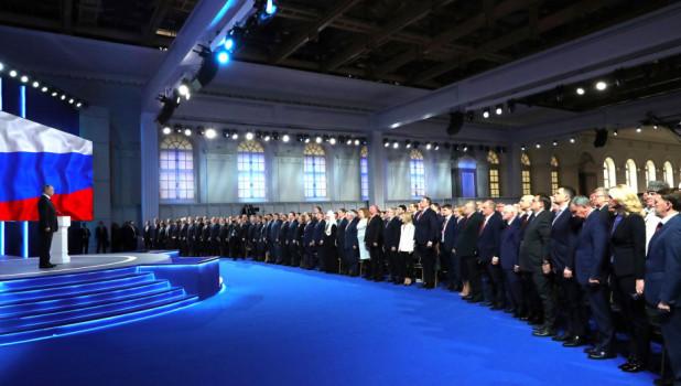 Путин предложил закрепить регулярную индексацию пенсий в Основном законе страны