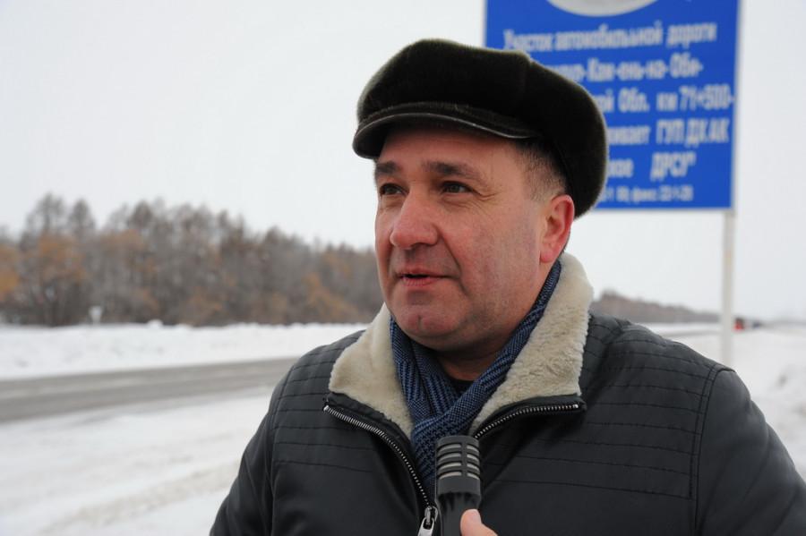 Олег Лугачев.