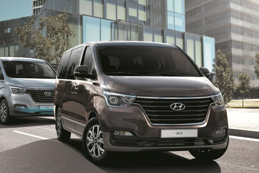 Hyundai H-1.
