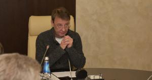 Заседание комиссии Барнаула по предупреждению и ликвидации чрезвычайных ситуаций (18 января 2020 года).