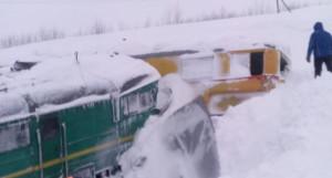 ЧП на железной дороге в Локтевском районе.