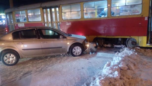 ДТП на Малаховском кольце 20 января.