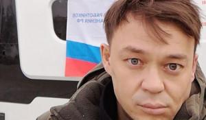 Правозащитник Святослав Хроменков. Иркутск.