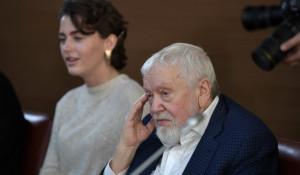Режиссер Сергей Соловьев.