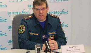 Бывший глава ГУ МЧС по Томской области Михаил Бегун.