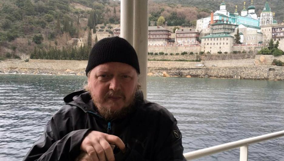 Анатолий Астафьев, настоятель храма Святителя Иннокентия Московского в Ленске.