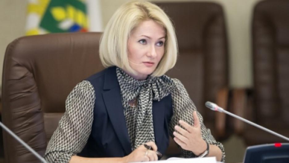 Курировать Сибирь будет зампред правительства по сельскому хозяйству Виктория Абрамченко