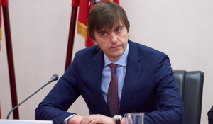 Сергей Кравцов.