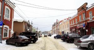 Улица Льва Толстого, Барнаул.