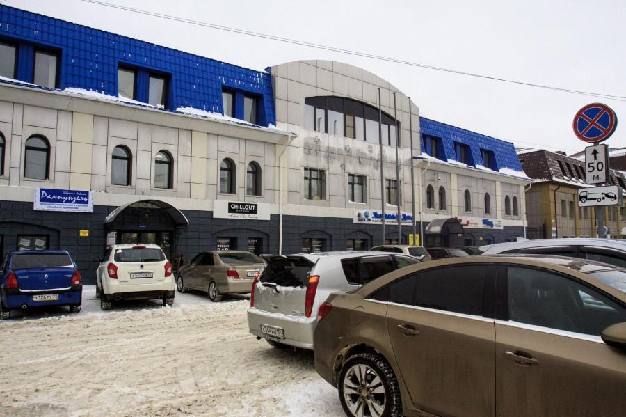 Дом купца Павла Сухова, где появилась первое электричество.