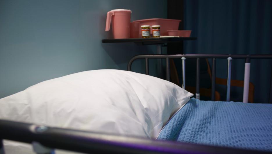 Больница, болезнь.