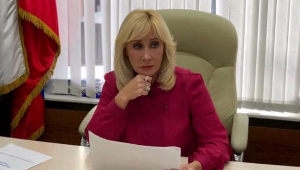 Оксана Пушкина, депутат Государственной Думы VII созыва.