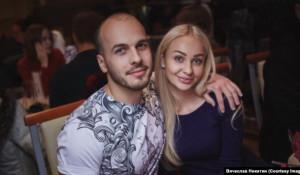 Вячеслав Никитин и Марина Селезнева.