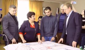 Виктор Томенко в Локтевском районе.