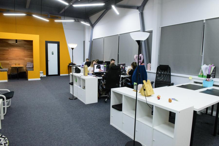 Офис компании SWS Group.