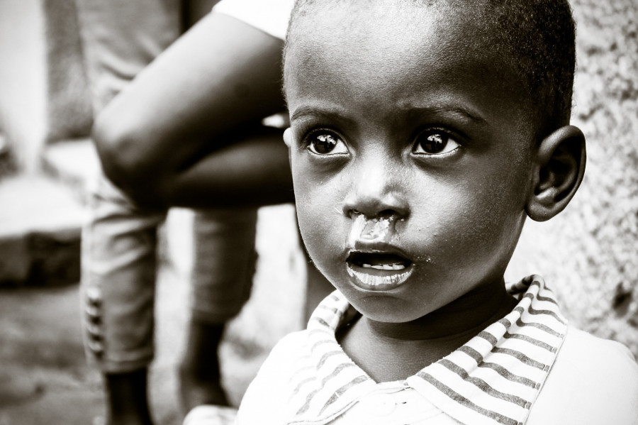 Ребенок. Эпидемия