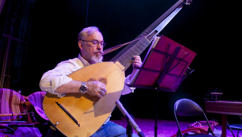 Ансамбль Insula Magica готовится к концерту в Барнауле