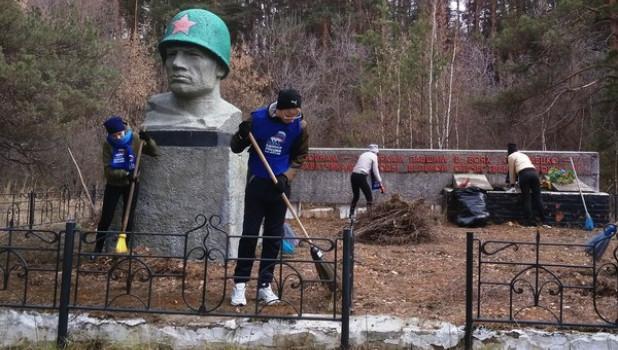 Памятник в селе Зайцево.