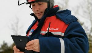 В Россети Сибирь работает «мобильный контролер».