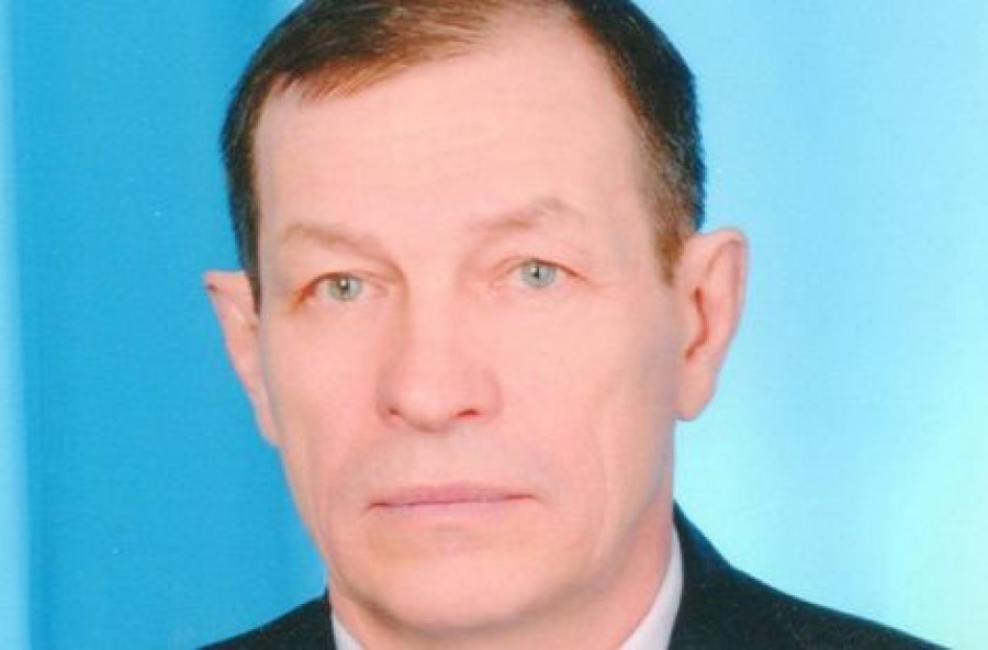 Владимир Барсуков.