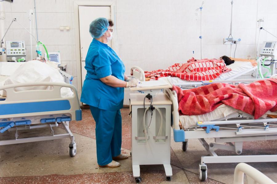 Алейская центральная районная больница.