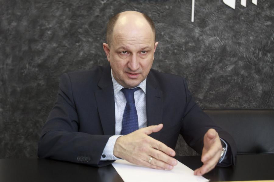 """Сергей Приб, гендиректор """"Алтайкрайэнерго""""."""