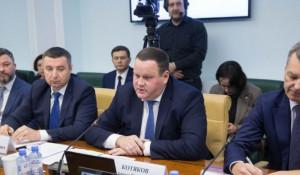 Антон Котяков, министр труда и социальной защиты России.