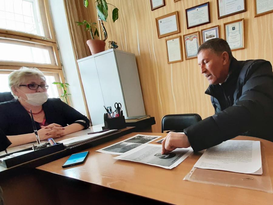 Сергей Лузиков и Надежда Харламова.
