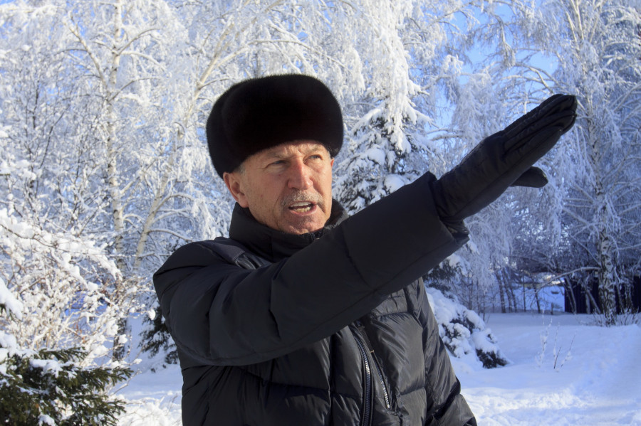 """Депутат """"Справедливой России"""" Сергей Лузиков."""