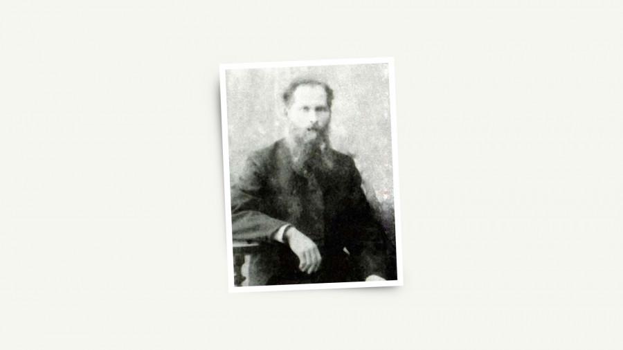 Василий Сухов, городской голова с 1894 по 1898 годы.