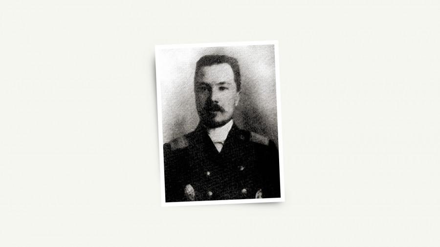 Александр Лесневский, городской голова с 1913 по 1916 годы.