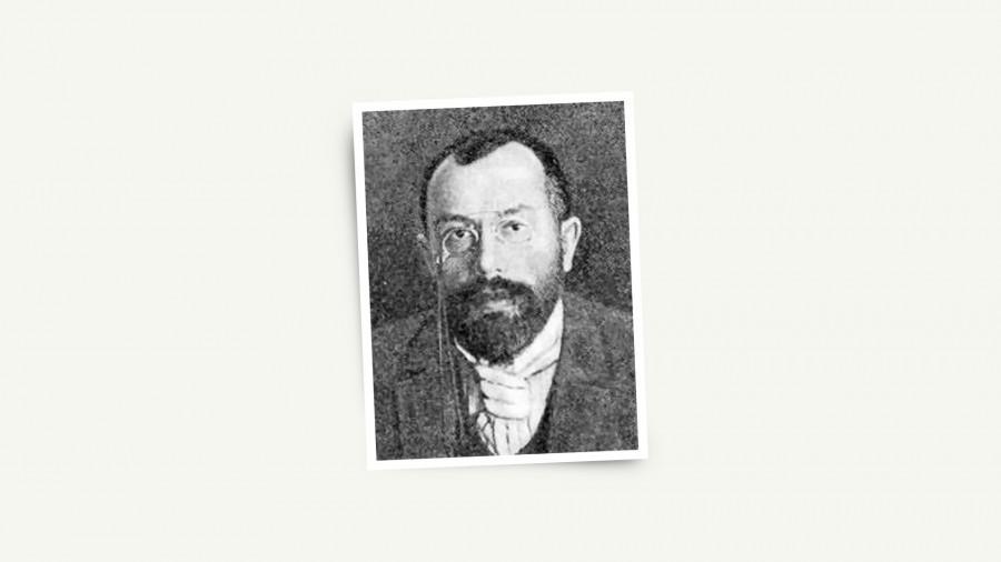 Порфирий Казанский, первый градоначальник Барнаула при Советской власти (1918 год).