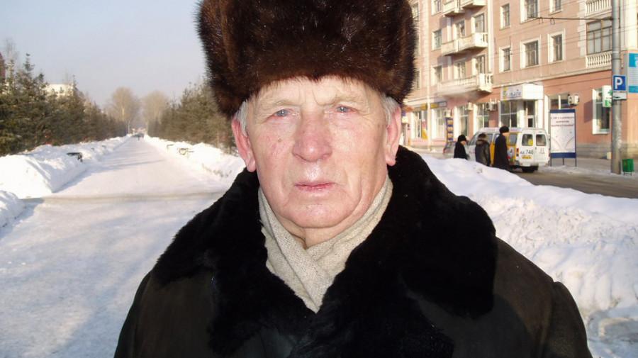 Анатолий Мельников, председатель горисполкома Барнаула с 1971 по 1986 годы.