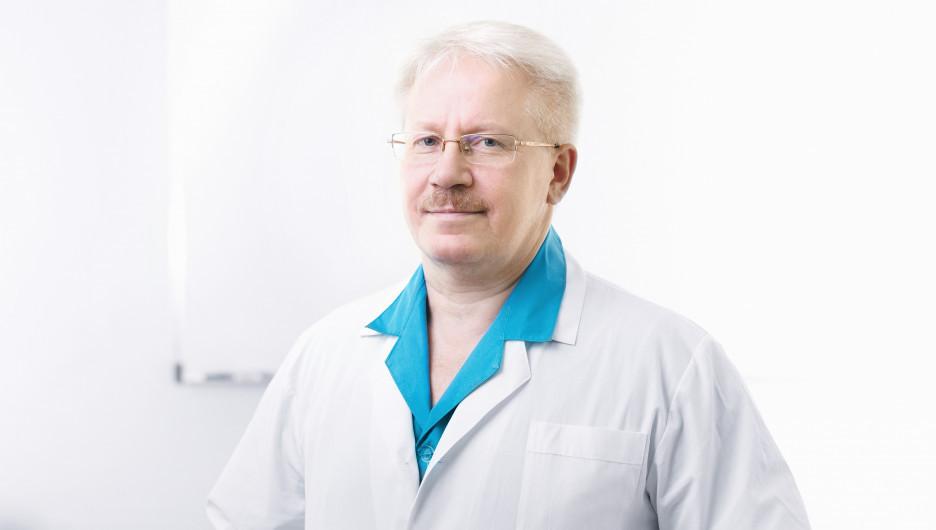Заслуженный врач Российской Федерации, профессор, онколог, маммолог, пластический хирург Сергей Васильевич Сидоров.