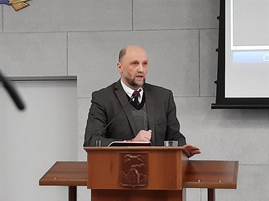 Андрей Крылов.