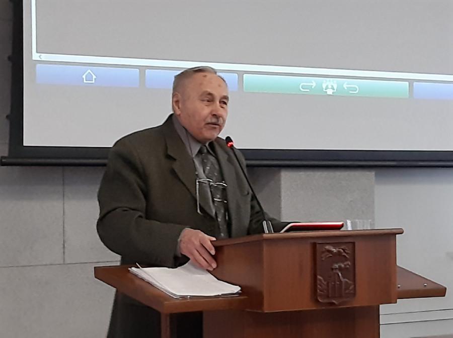 Василий Часовских.