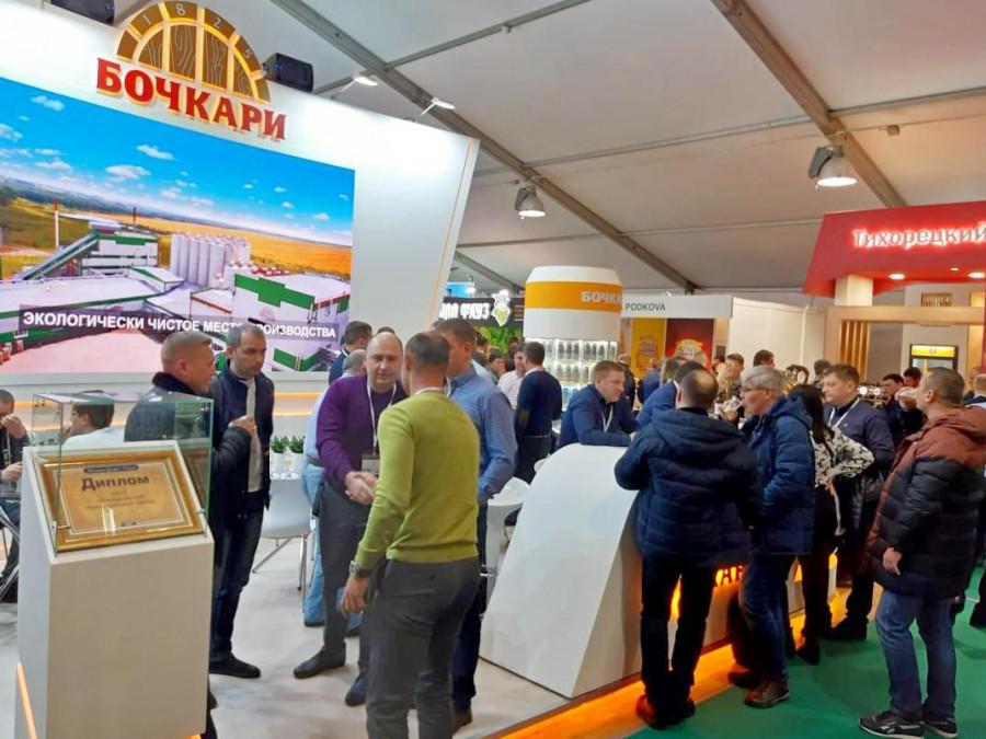 Международная выставка напитков и продуктов питания «Продэкспо».
