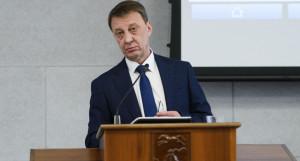 Вячеслав Франк, глава Барнаула.