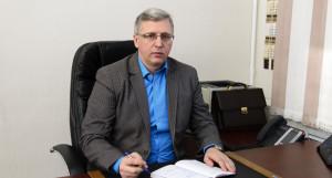 """Генеральный директор """"АлтайТИСИз"""" Евгений Горлов."""